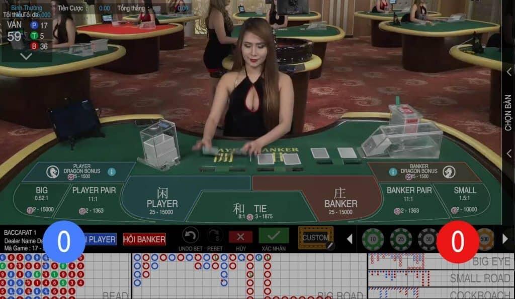 Casino tại M88