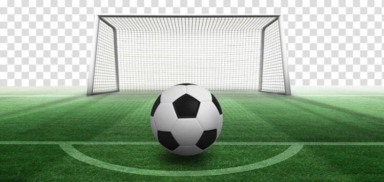 khung thành sân cỏ bóng đá