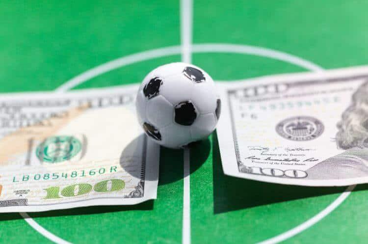 đặt tiền cược bóng đá