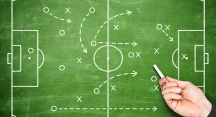 chiến thuật bóng đá