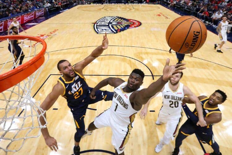 giải bóng rổ NBA
