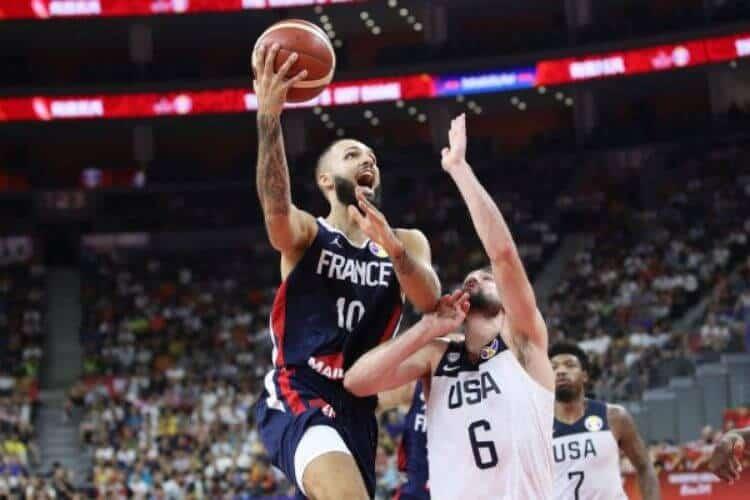 bóng rổ olympic
