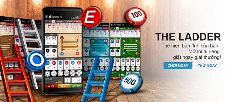 trò chơi the ladder