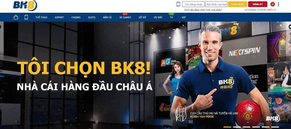 trang web bk8