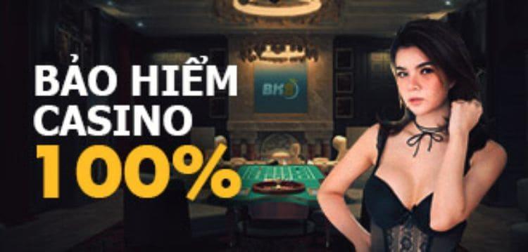 bk8 bảo hiểm casino