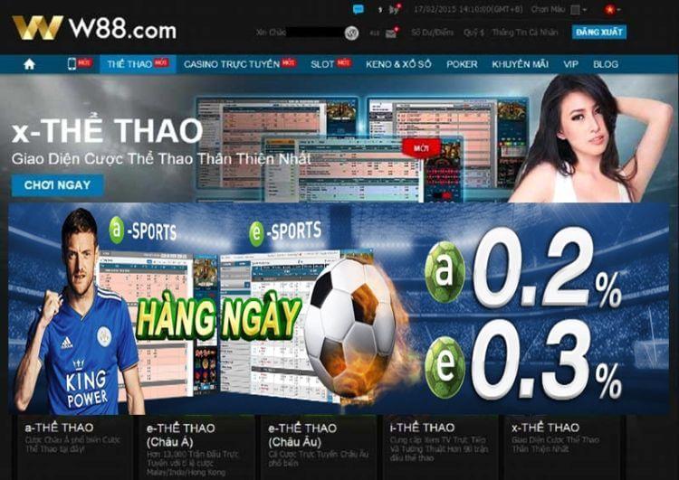 Thể Thao W88
