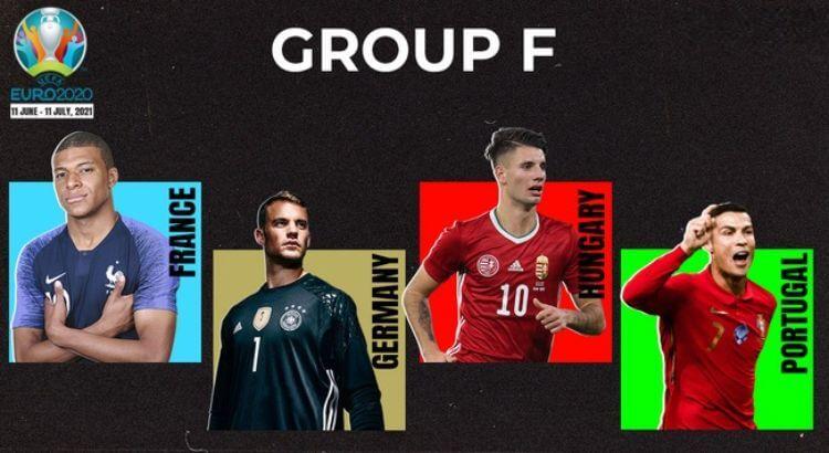bảng F Euro 2020