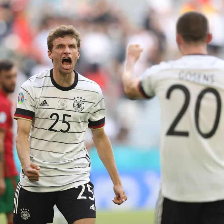 đội tuyển đức euro 2021