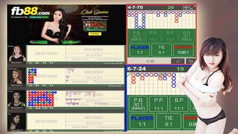 FB88 đa dạng game bài cho bạn lựa chọn