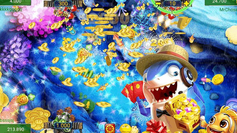 Game bắn cá online